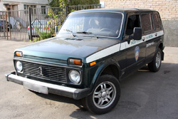 ВАЗ-2131 «Нива»