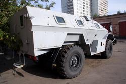 КАМАЗ-43269 «Выстрел»